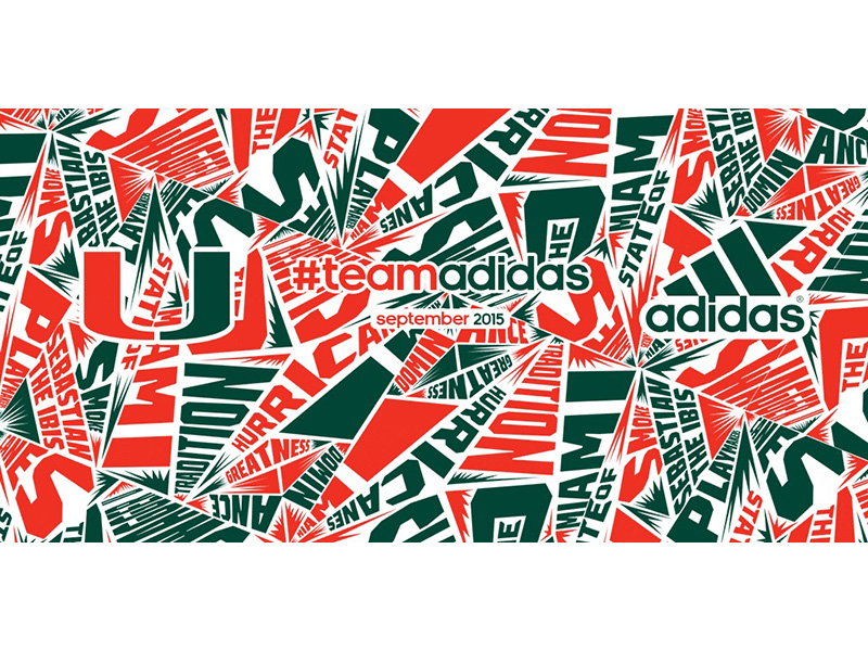 adidas & Miami Announce Partnership