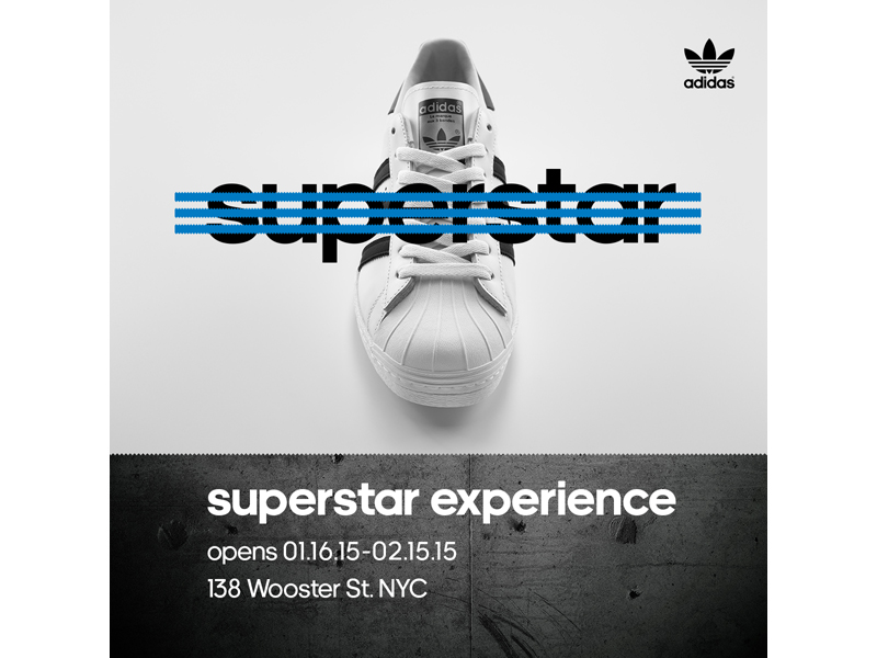 adidas Superstar Event Instagram