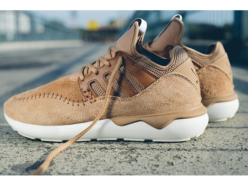 Adidas Tubular Moc Runner Brown
