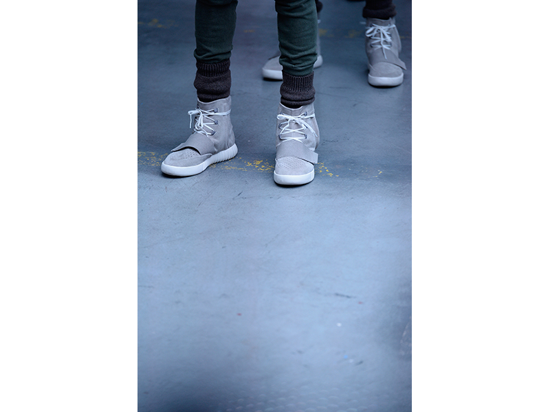 adidas Originals x Kanye West YEEZY SEASON 1 - Runway (2)