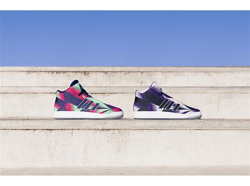 adidas Originals Veritas Mid GÇô Graphic Weave Pack (1)