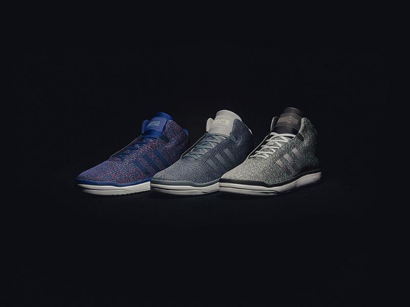 adidas Originals Veritas Mid Fading Weave Pack B34532 B34533 B34241
