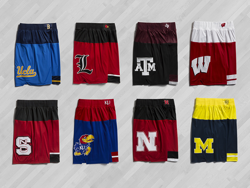 adidas NEWS STREAM : adidas Unveils New Basketball Uniforms for NCAA Postseason