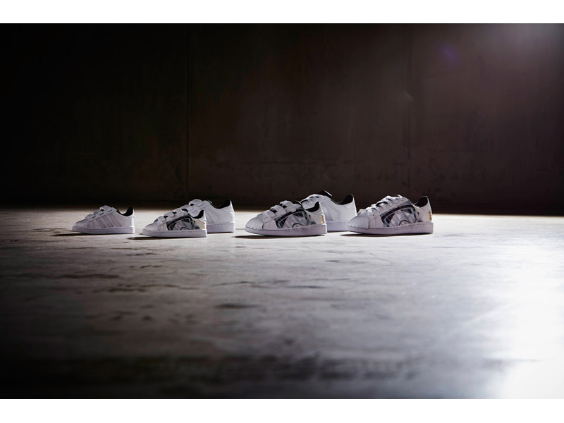 adidas Originals x Star Wars Kids Collection SS15 GÇô Stormtroopers Pack 4