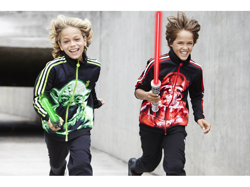adidas Originals Star Wars Kids Collection 3