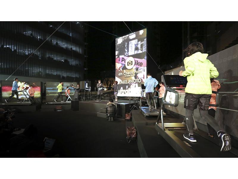 BOOST TOKYO NIGHT TOP