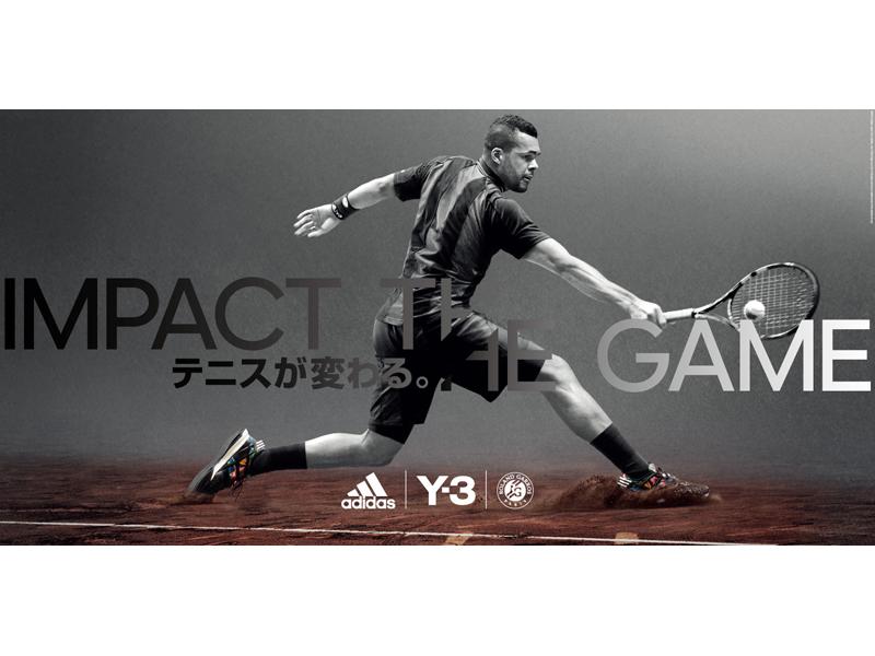 """adidas""""RolandGarros Collection by Y-3"""" TOP"""