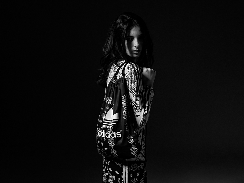 adidas Originals Women's Paisley Apparel Capsule 1