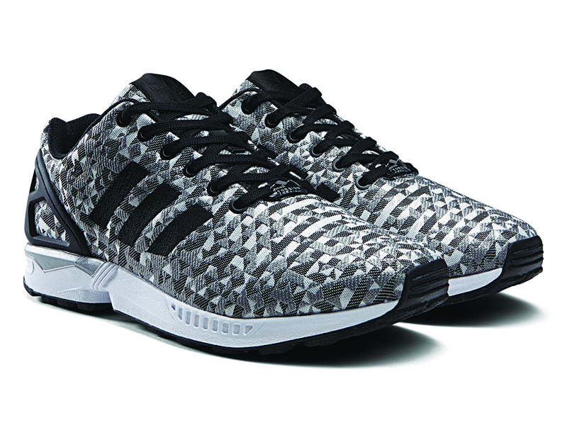 adidas Originals ZX FLUX Prism Weave Pack 2