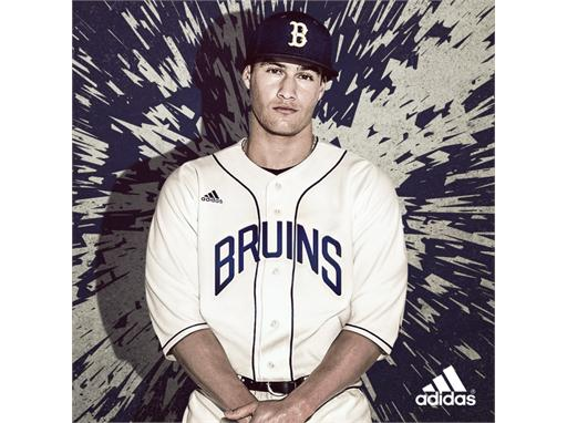 adidas UCLA Jackie Robinson Uniform