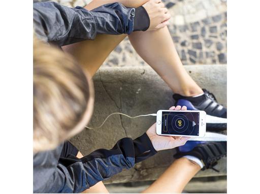 Neue Running App: adidas Go verleiht jedem Lauf einen einzigartigen Beat 1
