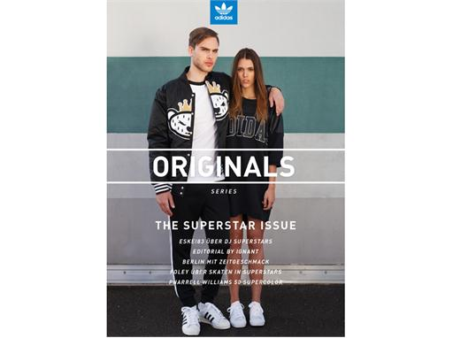 adidas Originals Series: The Superstar Issue 10