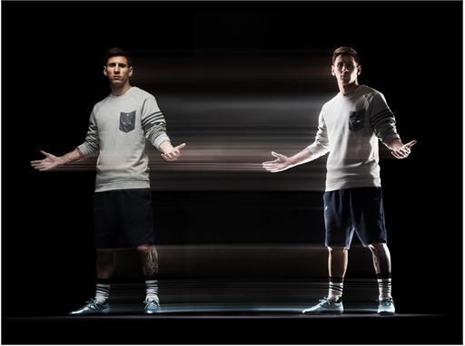 FW15 Messi