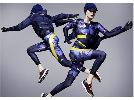 adidas by Stella McCartney Fall/Winter 2015 2