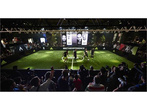 Özil, Herrera and Zidane open the BASE Berlin´