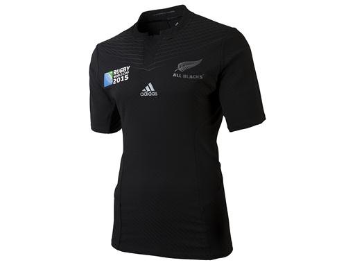 All Blacks Rugby World Cup 2015 Jersey