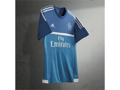 HSV details Away jersey square