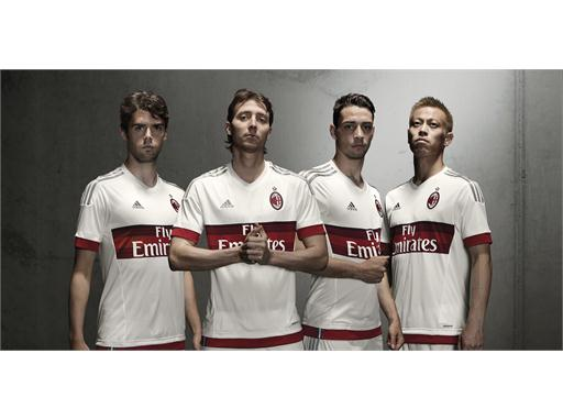 adidas AC Milan Imagery PR
