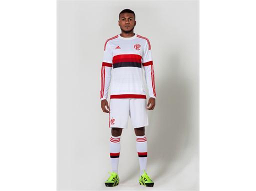 Segundo uniforme Flamengo - foto