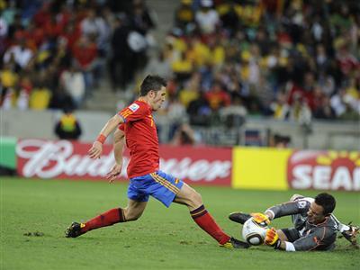 Spain vs Switzerland