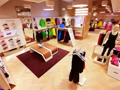 adidas introduces their first Women's Concept Store in Seoul, Korea