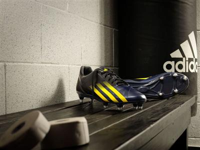 The adidas FF80 rugby boot
