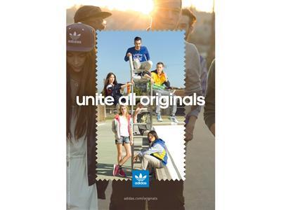 adidas Originals създаде неочаквана комбинация от артисти