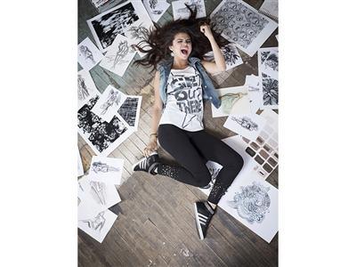 Selena Gomez NEO Collection shot 10