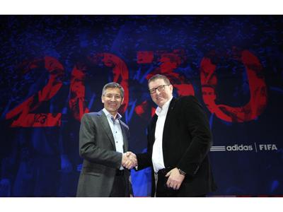 adidas and FIFA Extend Partnership Until 2030