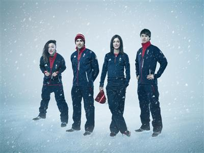 adidas Reveal New Team GB Kit For The Sochi Olympic Winter Games