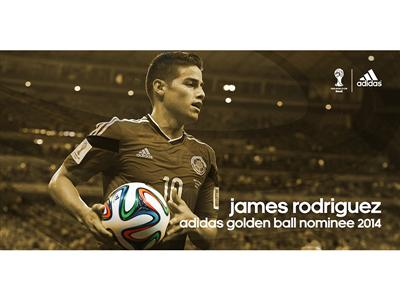 adidas Golden Ball Award Nominees Revealed for the 2014 FIFA World Cup Brazil™