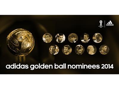 Brazuca Golden Awards Group Image