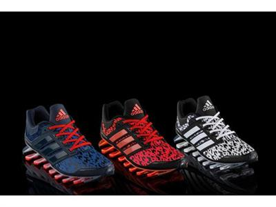 adidas + Finish Line Introduce Springblade Uncaged in Exclusive Colorways