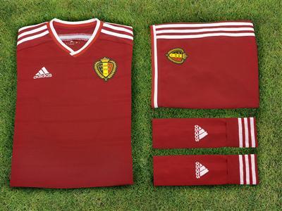 adidas sustine Belgia in drumul spre UEFA EURO 2016 si mai departe