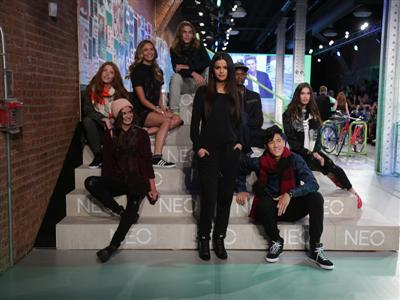 adidas Neo Label Hosts World's First Tweet-Powered Fashion Show to Kick off New York Fashion Week