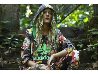 Новая коллекция adidas Originals и The FARM Company сезона осень-зима 14/15