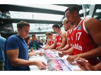 FC Bayern München Basketball @adidas
