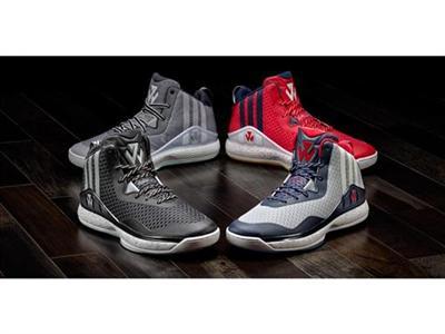 adidas и Джон Уолл представляют новую коллекцию баскетбольной обуви и одежды J Wall