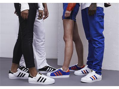 adidas Originals представляет линейку кроссовок  Superstar East River Rivalry