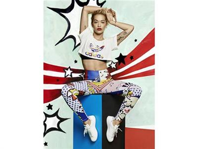 adidas Originals by Rita Ora SS15: Super Pack