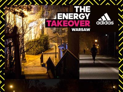 #ENERGYTAKEOVERWARSAW – weź udział w biegu innym niż wszystkie
