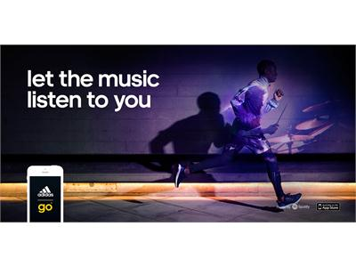Neue Running App: adidas Go verleiht jedem Lauf einen einzigartigen Beat 5
