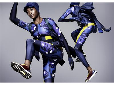 adidas by Stella McCartney Fall/Winter 2015