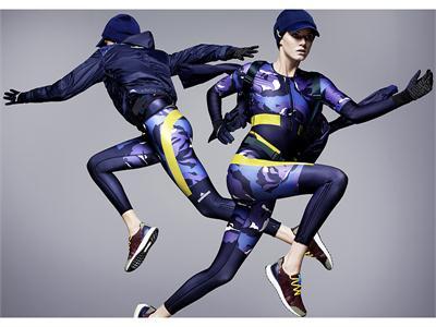 adidas Stella McCartney prezintă colecția pentru sezonul toamnă-iarnă 2015