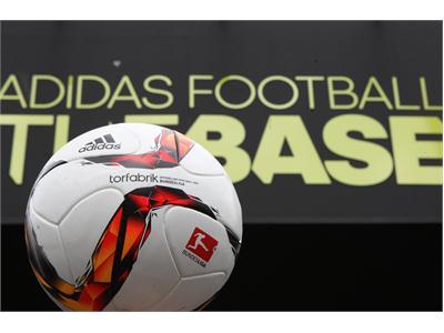 """""""TORFABRIK"""" rollt im Diamanten-Look  durch die Bundesliga"""