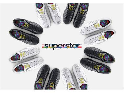 adidas Originals by Pharrell Williams – Supershell – Sculpted Collection