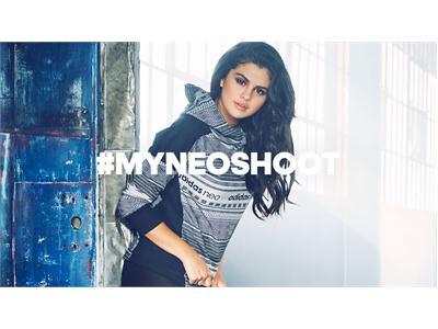 adidas neo y Selena Gómez buscan a los modelos de la nueva campaña de Primavera/Verano 2016