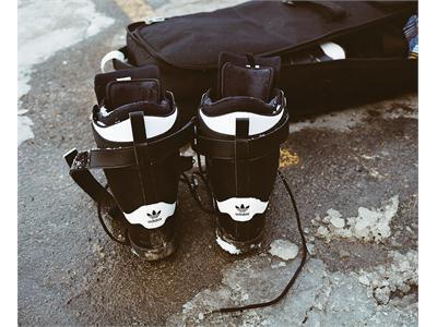 adidas Snowboarding Superstar SNOW BOOT 5