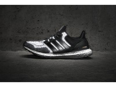adidas Drops Limited Edition Reflective Ultra Boost
