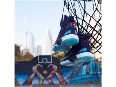 adidas Launches Aurora Borealis Basketball Collection